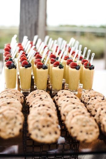 Photo of Bite size food ideas for wedding