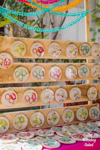 Wedding Invitations Photo embroidery hoops