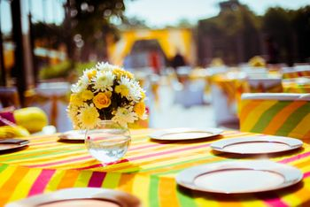 leheriya table cloth