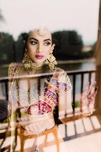 Wedding Photoshoot & Poses Photo blouse