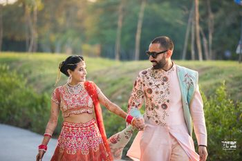 Trendy groomwear for wedding