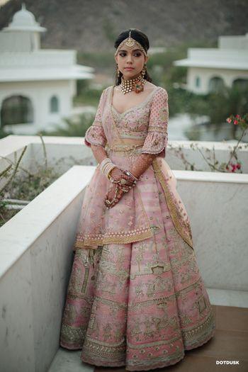 Photo of A stunning bridal portrait