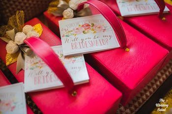 Photo of Bridesmaid hampers for bachelorette