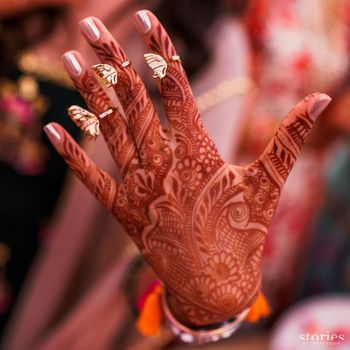 Photo of Unique hand jewellery