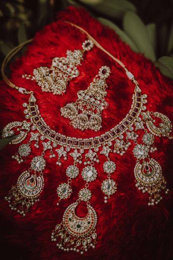 Photo of Gorgeous bridal jewellery set