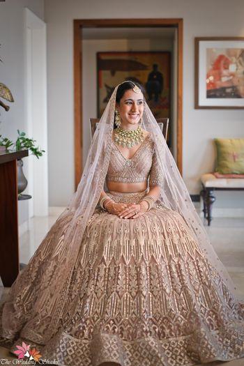 Photo of Beautiful bridal lehenga