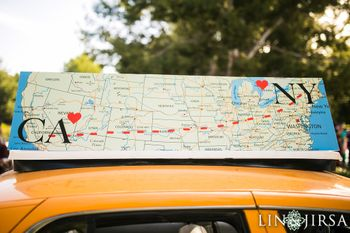 Photo of Cute going away car idea