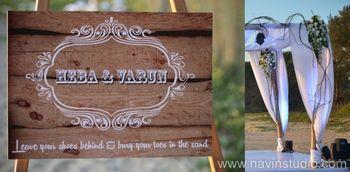Photo of decor ideas for beach wedding