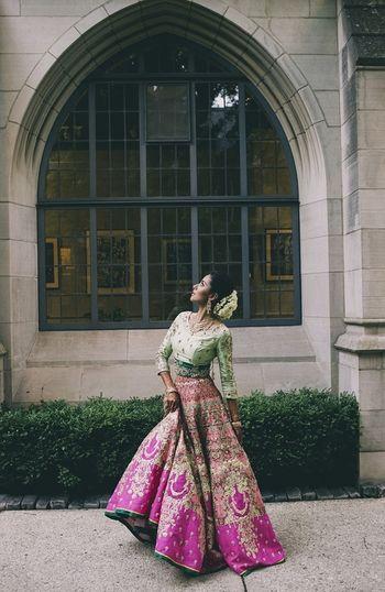 Photo of Ali Xeeshan wedding outfit
