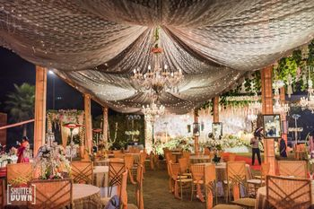 Photo of Wedding decor ideas with grand tent