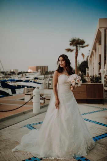 Photo of Pretty christian wedding gown