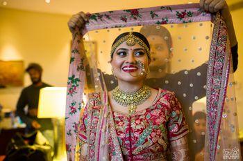 Wedding Photoshoot & Poses Photo floral print