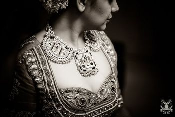 Photo of stunning pankha design necklace