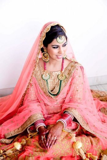 Photo of sikh brides