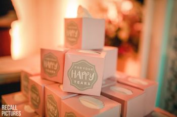 Photo of Customised tissue box for happy tears