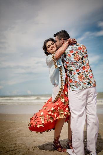 Mehendi outfit ideas for couple