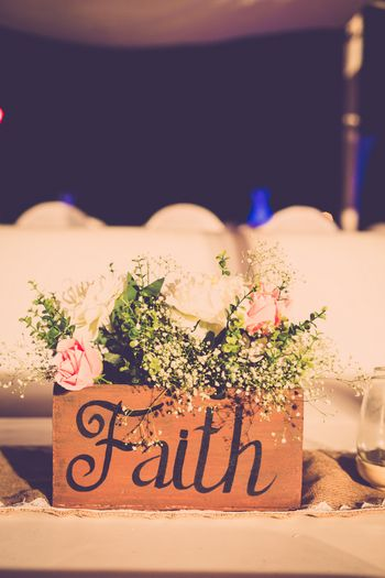 Rustic table centerpieces