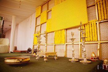 Photo of haldi decor themes