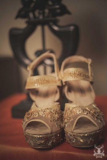 Photo of Peep toe heels
