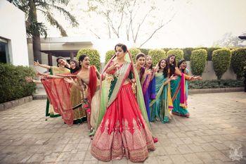 Photo of Fun bridesmaid photos