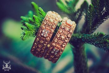 Gold Wedding Jewellery Photo