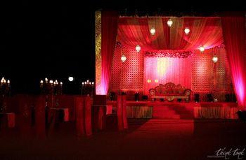 Photo of laviish decor