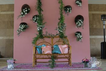 home decor seating idea for the mehendi