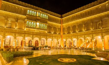 Suryagarh palace jaisalmer