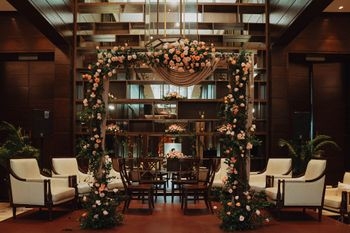 Intimate wedding decor ideas