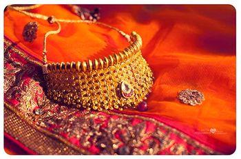 Photo of tribhavandas bhimji zaveri gold nacklace