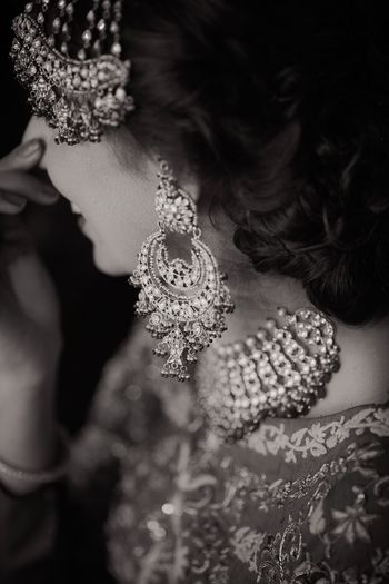 Photo of bridal details