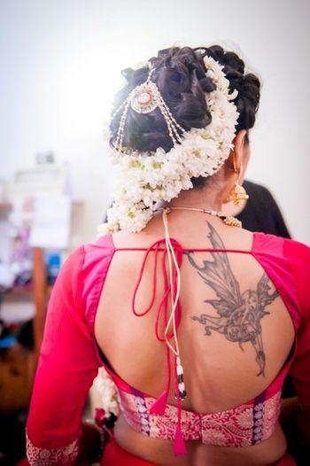 Photo of iyer bride