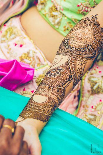 Mehndi Designs Photo