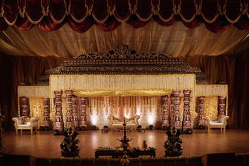 A beautiful Kalyan Mandapam decor
