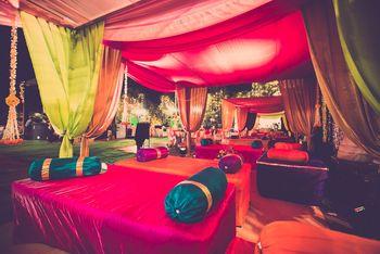 moroccan theme seating