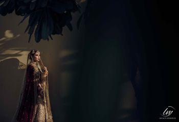 Photo of Pretty bridal lehenga shot