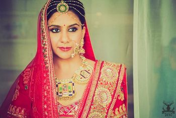 Photo of very unique and different bridal jewellery