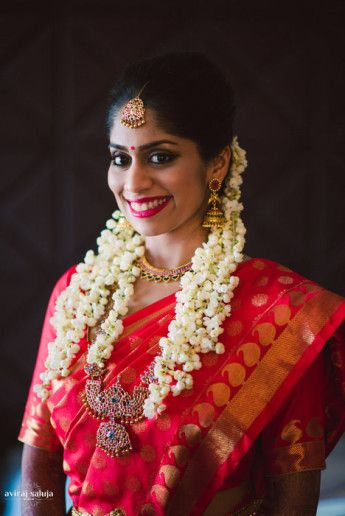 Photo of malayali bride