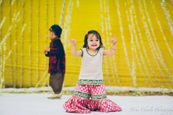 Photo of neice dancing