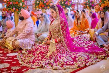 Photo from Khushdeep & Sabah wedding in Abu Dhabi