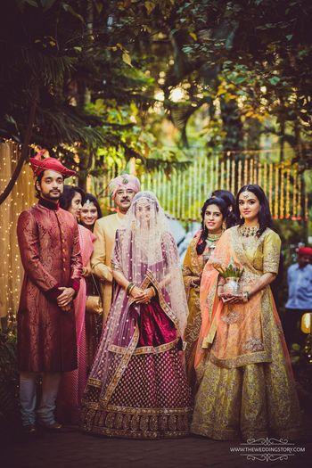 Wedding Photoshoot & Poses Photo family photographs