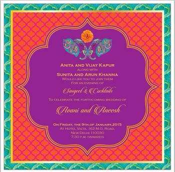 Invitations & Favors Photo