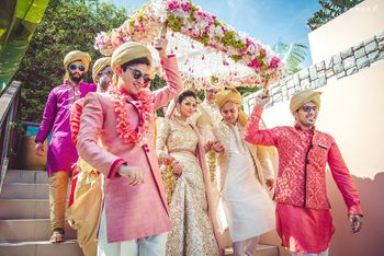 Photo from Mugdha & Pranav wedding in Thailand