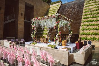 Photo of unique mandap decor ideas for modern wedding