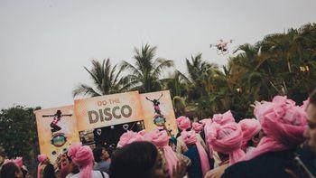 Photo of Baraat idea - DJ station going alongside the baraat