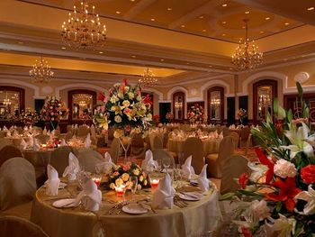 Banquet Engagement Decor
