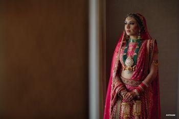 Photo of A pretty bridal portrait shot!