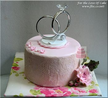 Light Pink Cakes Photo