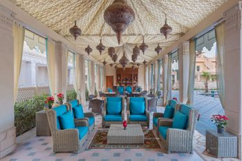 Moroccan Themed Decor
