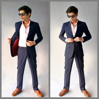 Photo of tailored suit